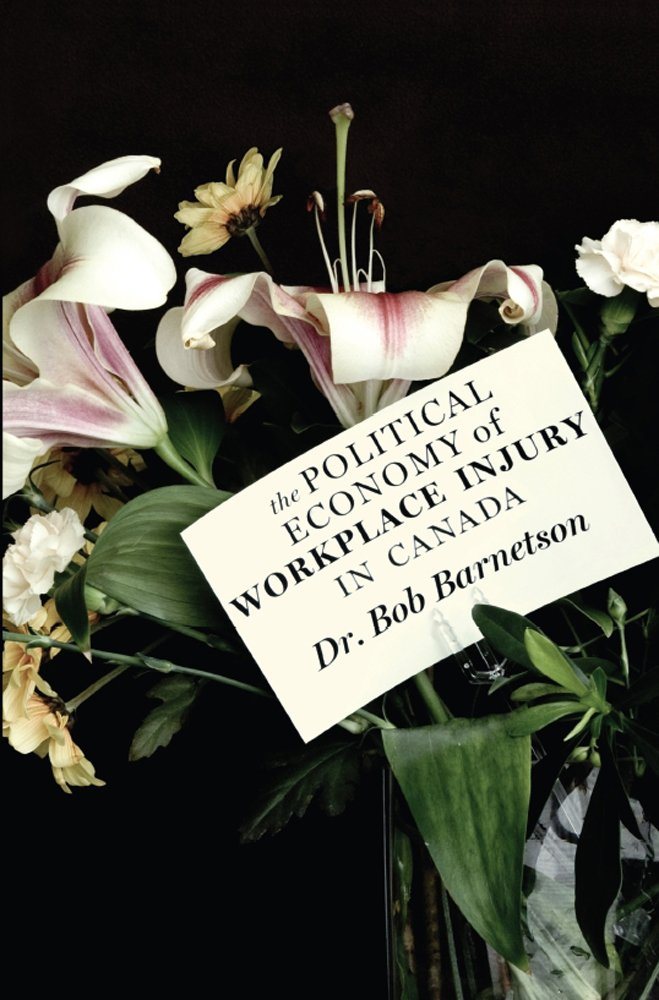 book cover showing sympathy flowers