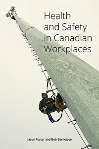 worker climbing concrete tower