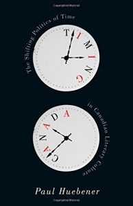 black book cover with two white clocks