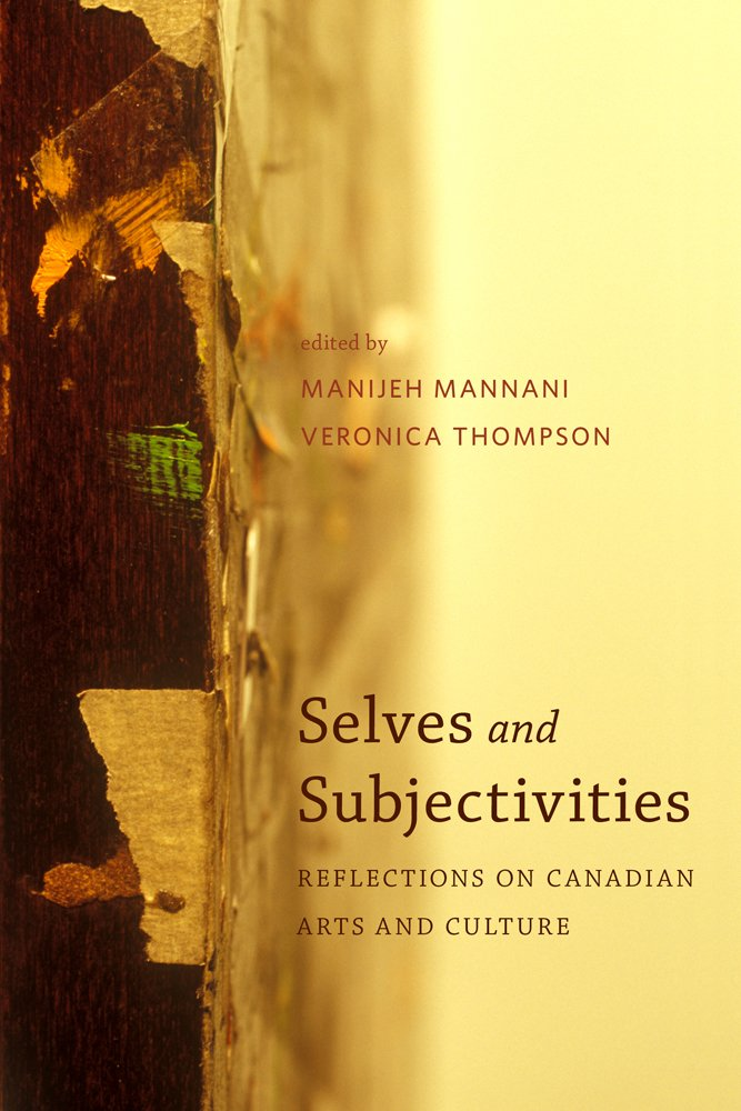 Book Cover: Selves and Subjectivities