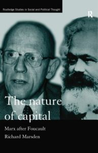 Book Cover: The Nature of Capital