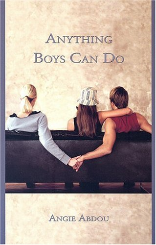 Book Cover: Anything Boys Can Do