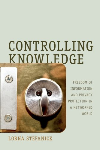 Book Cover: Controlling Knowledge