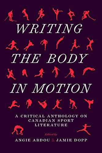 Book Cover: Writing the Body in Motion
