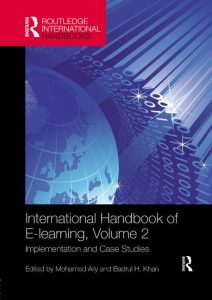 Book Cover: International Handbook of E-Learning Volume 2